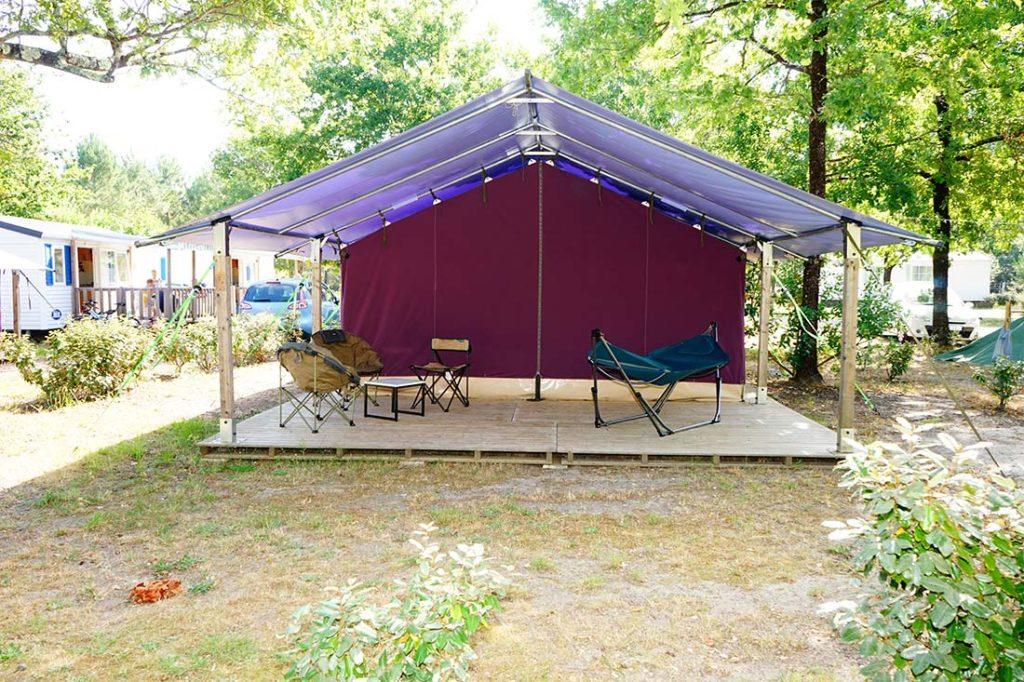 Tente Free Flower 30 m² mini