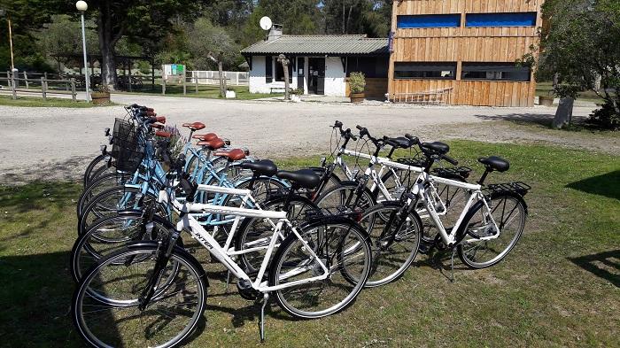 les vélos neufs en location