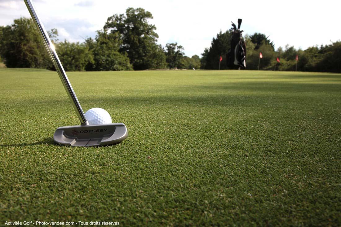 le golf de Carcans