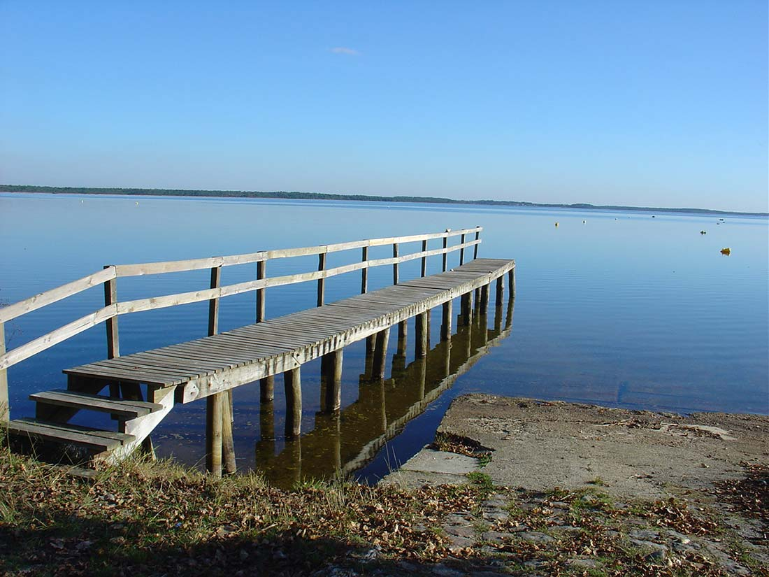 lac de carcans hourtin