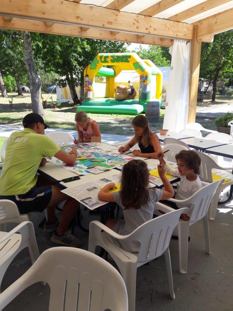 atelier club enfants