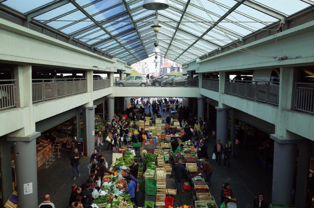 hall marché bordeaux