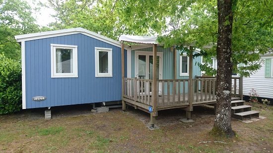 Mobil-home Confort 32 m²- 3 ch – 6 pers.