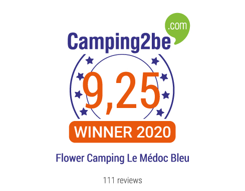 Lire les Avis clients du Flower camping le Médoc Bleu