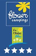 Flower Camping le Médoc Bleu